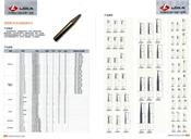 金刚石刀具、产品图纸