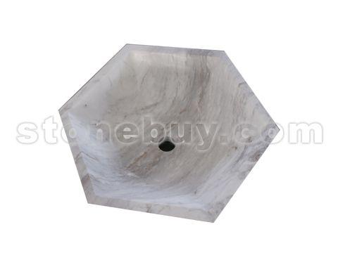 大理石异形洗手盆 NO:CPY26216