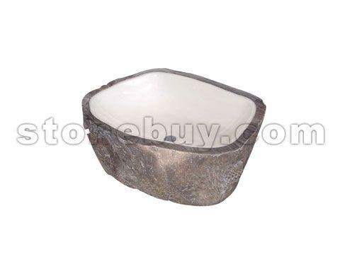 大理石异形洗手盆 NO:CPY21722