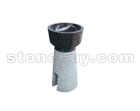 石材台柱盆-套盆 NO:CPZ21311