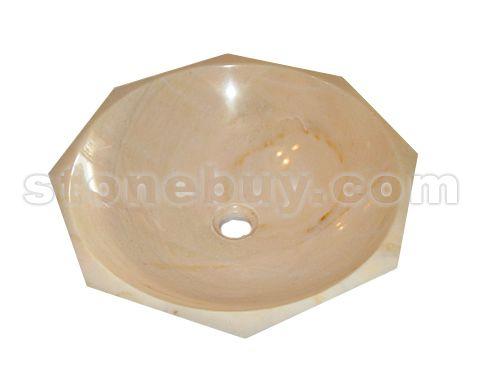 大理石异形洗手盆 NO:CPY21333