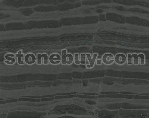 黑檀木纹, 湖南大理石