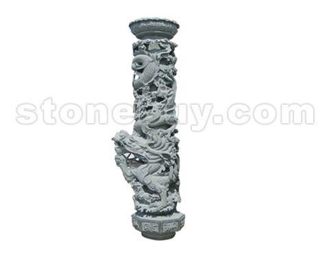雕刻柱 NO:JZD20562