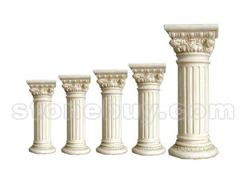 方柱子柱帽造型設計圖