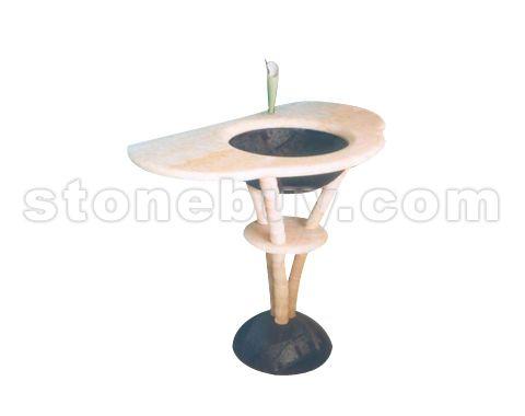 石材台柱盆-套盆 NO:CPZ20218