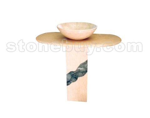 石材台柱盆-套盆 NO:CPZ20212