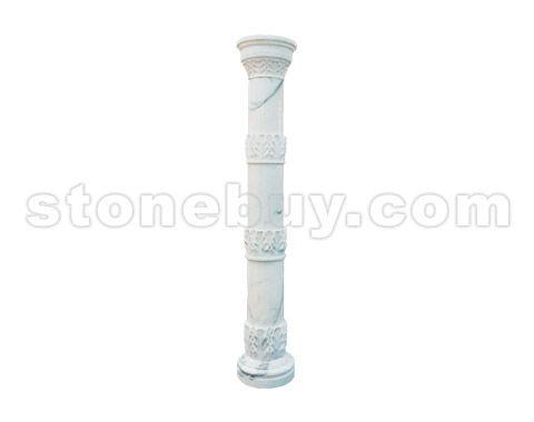 雕刻柱 NO:JZD23526
