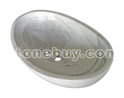 大理石异形洗手盆 NO:CPY24911