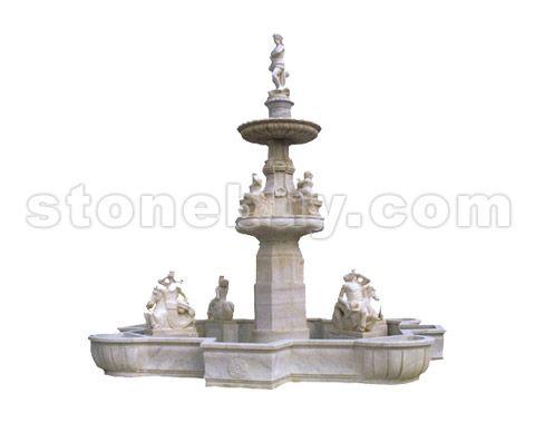 喷泉景观 NO:YJ24359