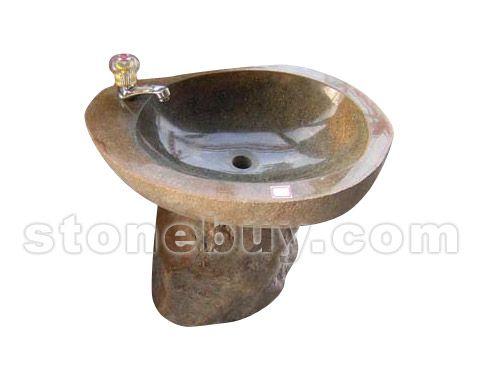 石材台柱盆-套盆 NO:CPZ24209