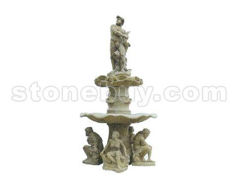 喷泉景观 NO:YJ22913