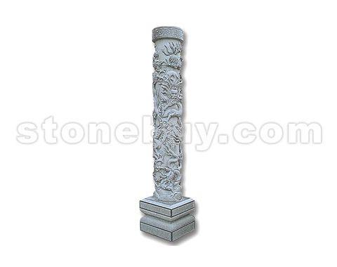 雕刻柱 NO:JZD22464
