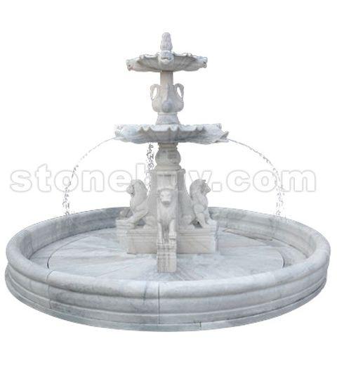喷泉景观 NO:YJ17125