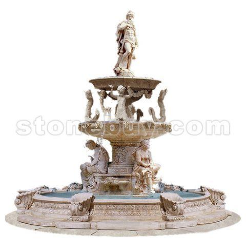 喷泉景观 NO:YJ17203