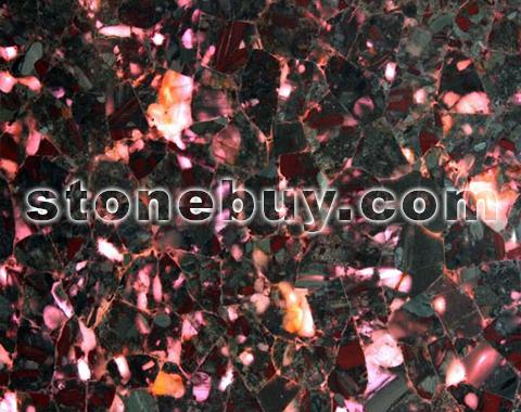 鸡血玛瑙, Heliotrope Agate